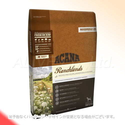 ACANA ランチランド 6kg [アカナファミリージャパン]【送料無料(一部地域を除く)】[P2]