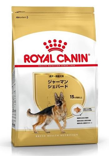 ロイヤルカナン ジャーマンシェパード成犬・高齢犬用 11kg【送料無料】