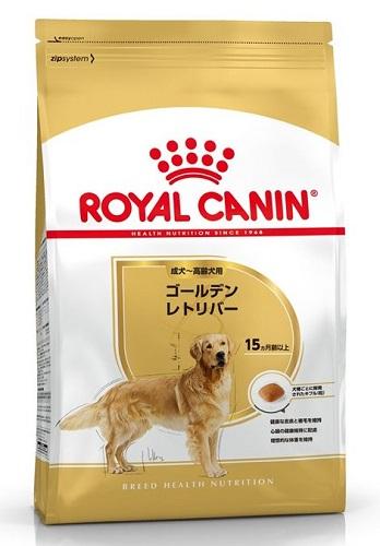 ロイヤルカナン ゴールデンレトリバー成犬・高齢犬用 12kg【送料無料】