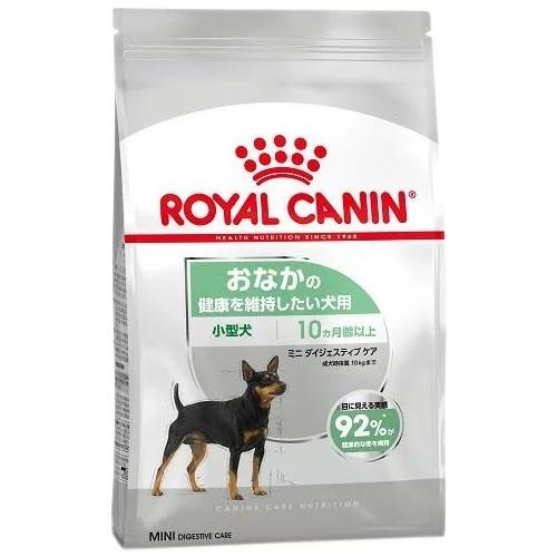 ロイヤルカナン ミニ ダイジェスティブ ケア (おなかの健康を維持したい犬用)8kg