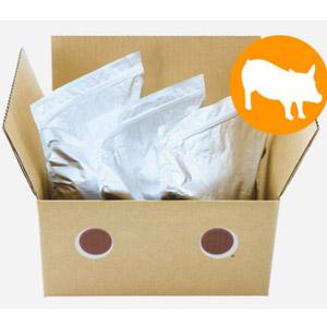 【無添加・国産】ドットわん豚ごはん お得用パック3kg(1kg袋×3袋)