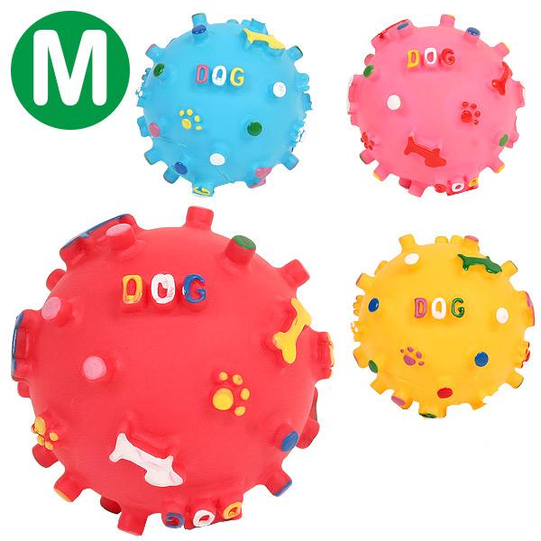 表面のデコボコした突起がフェレットちゃんにはたまらない ご注文で当日配送 フェレット プープードッグボール DOG Mサイズ 卸売り グッズ ※ピンク終売 ペット おもちゃ