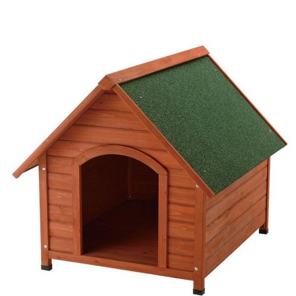 【送料無料】木製犬舎830