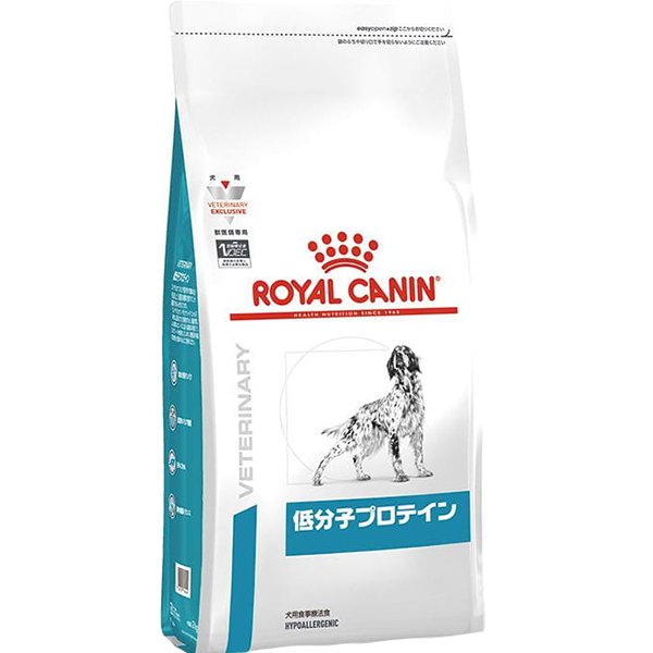 [食事療法食]ロイヤルカナン ベテリナリーダイエット 犬用 低分子プロテイン ドライ 1kg