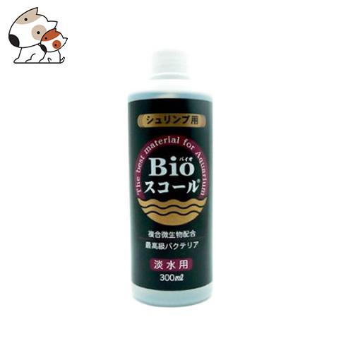 人気海外一番 水質の安定 魚の活力増進に ベルテックジャパン Bioスコールシュリンプ用 300ml 激安超特価