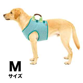 【with】LaLaWalk 介助ベスト ガーデン【M】