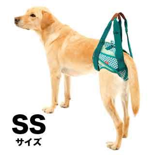 【with】LaLaWalk 介助パンツ ガーデン【SS】