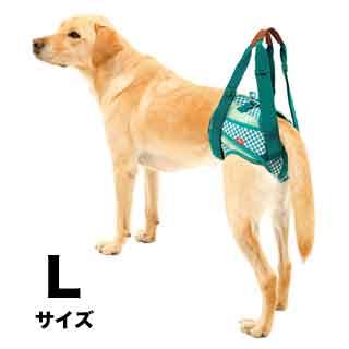 【with】LaLaWalk 介助パンツ ガーデン【L】