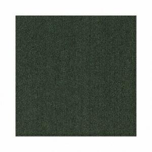 【送料無料】【ツジトミ】コード柄 吸着カーペット モスグリーン(LS504-30) 30×30cm 1ケース(198枚入) ※代引き不可商品※【LI】