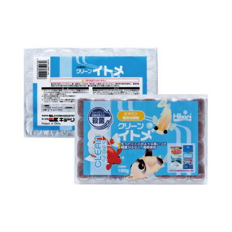 大人気! キョーリン 日本メーカー新品 冷凍 クリーン 12枚 イトメ CSK