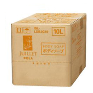 【生活雑貨】※容器、コック付、混載不可※【ポーラ】【セット販売】ジュイエ ボディソープ【10L×2個セット】【BN】