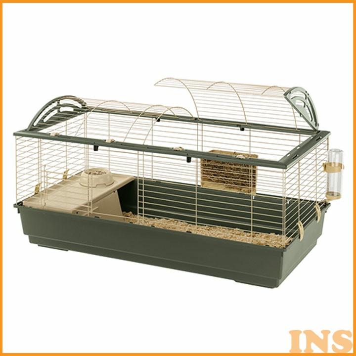 【ペット 小動物】キャシタ 120【ウサギ ケージ セット】ファンタジーワールド 57067070【TC】【TP】※カラーは数種類ございます
