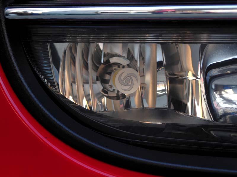 vw フォルクスワーゲン ザビートル フォグバルブ coreled FOGBLUB ULTRA short H8/H11/H16  the Beetle 外装パーツ