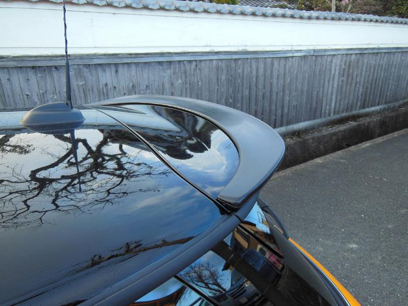 BMW MINI F56 ルーフスポイラー カーボン MDH ミニ エアロパーツ