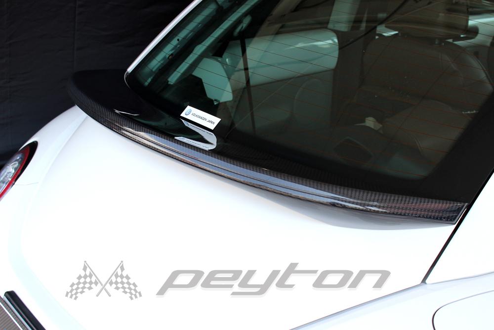 vw フォルクスワーゲン ニュービートル リアウイング TypeTB (カーボン) New Beetle エアロパーツ