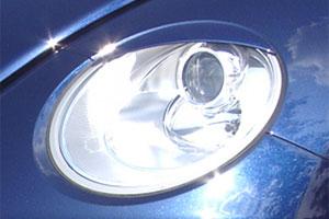 VW,NewBeetleアイライン'06後期用FRP(未塗装)フォルクスワーゲン、ニュー・ビートルpeyton市場
