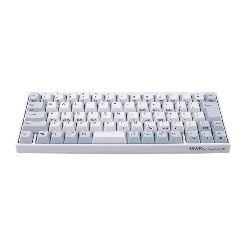Happy Hacking Keyboard Professional JP白(日语排列)EneBRICK安排KB420W-EB01AH