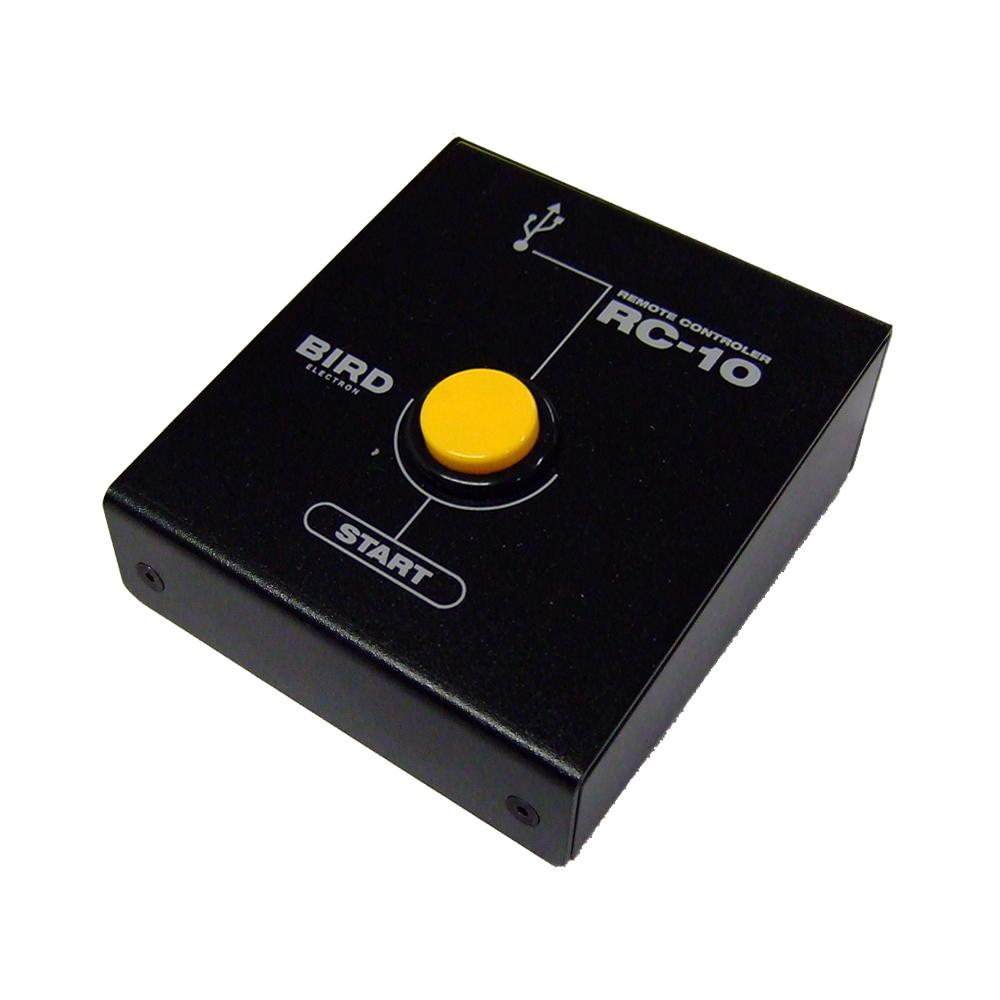 【送料無料】リモートコントローラーソフトタイプ(SV600専用) RC-10S(バード電子製)