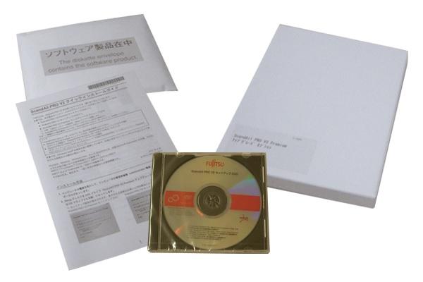 ScandAll PRO V2 セットアップDVD(1ライセンス)