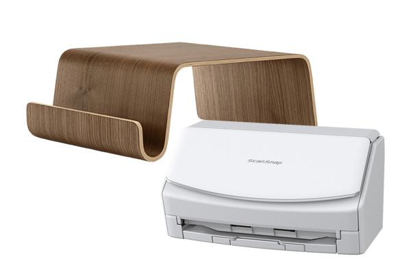 ScanSnap iX1500 Pfeiffer Monitor Platform セット IX1500-PMP