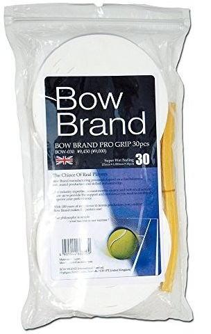 卸売り なんば店商品 ボウブランド グリップテープ30本巻ホワイト BOW030 郵便ポスト投函故に 代引不可です メール便で発送 超特価