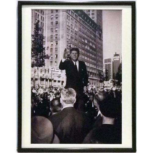 JOHN FITZGERALD KENNEDY ケネディ Speech Archival / ポスター 【公式 / オフィシャル】