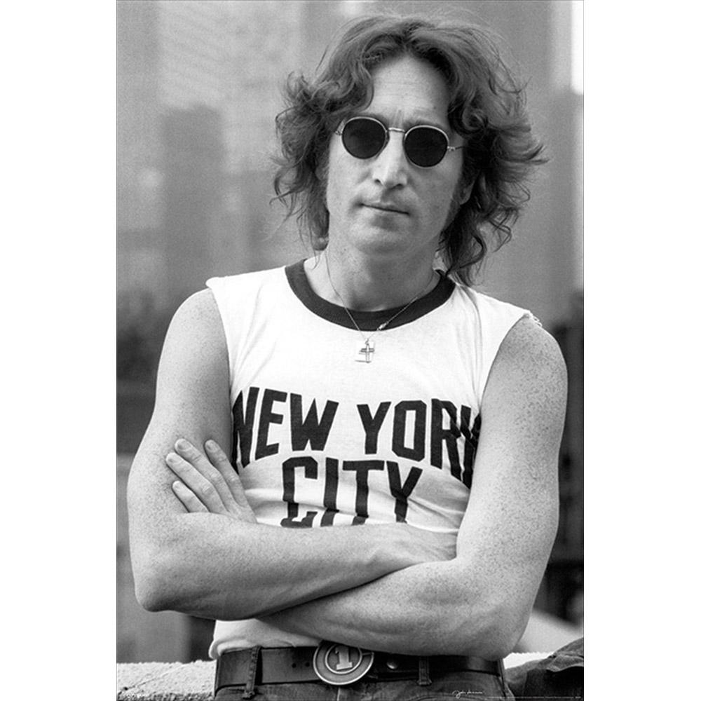 楽天市場】JOHN LENNON ジョンレノン (生誕80/追悼40周年 ) - NYC ...