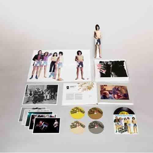 ROLLING STONES ローリングストーンズ - スティッキー・フィンガーズ <スーパー・デラックス・エディション>[初回生産限定盤] / CD・DVD・レコード