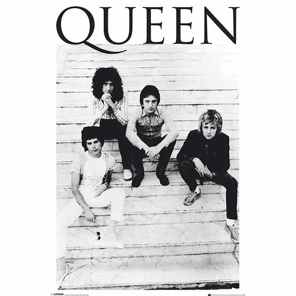 RockEntertainment公式グッズ 正規ライセンスアイテム QUEEN クイーン 結成50周年 人気ブレゼント! - BRAZIL 公式 オフィシャル 大特価 ポスター 81