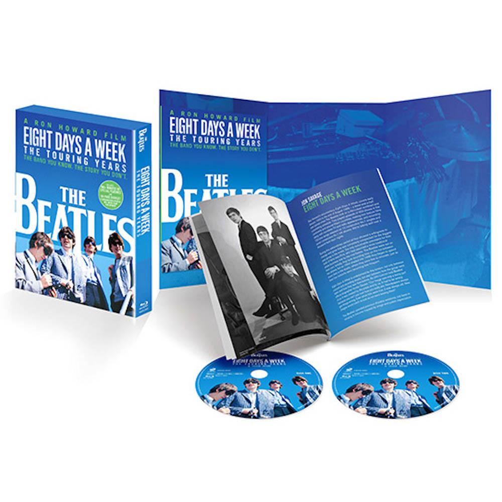BEATLES ビートルズ (Abbey Road 50周年記念 ) - Eight Days a Week / DVDスペシャル・エディション(国内盤) / CD・DVD・レコード