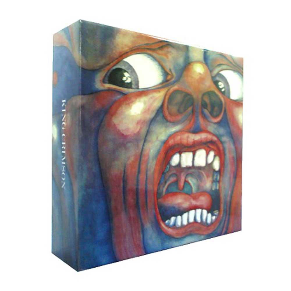 KING CRIMSON キングクリムゾン (デビュー50周年記念 ) - 前期4タイトルまとめ買いSet[プラチナSHM+DVD-A] / CD・DVD・レコード