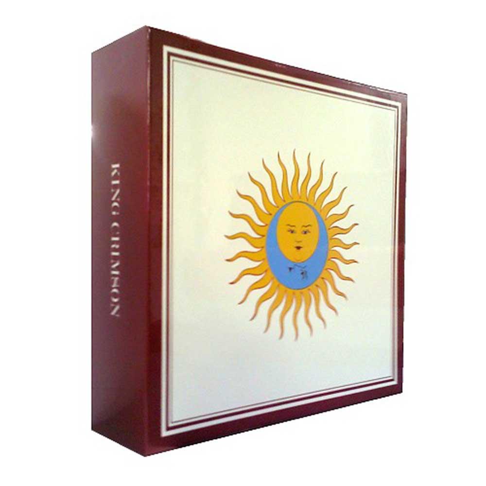 KING CRIMSON キングクリムゾン (デビュー50周年記念 ) - 後期4タイトルまとめ買いSet[プラチナSHM+DVD-A] / CD・DVD・レコード