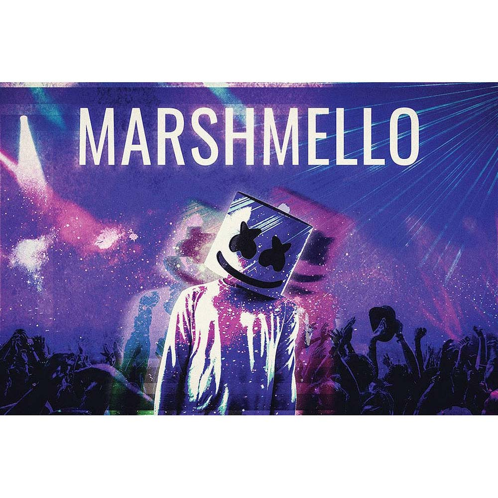上質 RockEntertainment公式グッズ 正規ライセンスアイテム 本日限定 MARSHMELLO マシュメロ 公式 - ポスター オフィシャル