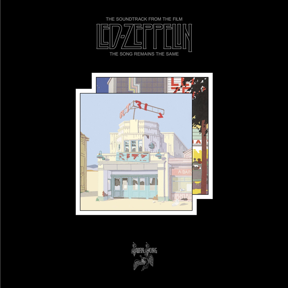 LED ZEPPELIN レッドツェッペリン (デビュー50周年記念 ) - 永遠の詩(狂熱のライヴ) / 2018リマスター 【4LP】 / CD・DVD・レコード