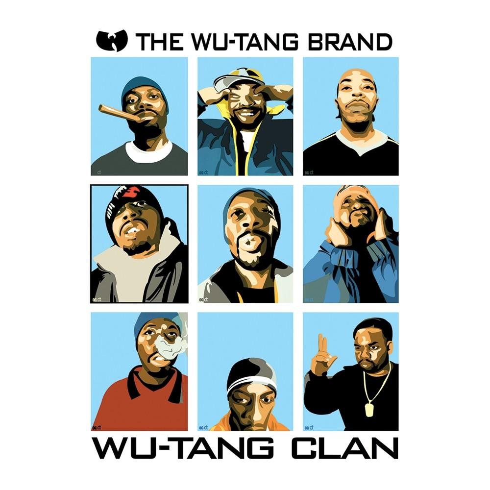 RockEntertainment公式グッズ 正規ライセンスアイテム 超特価 WU-TANG CLAN ウータンクラン 結成30周年 - Brand 公式 超特価SALE開催 オフィシャル ポスター The Wu-Tang