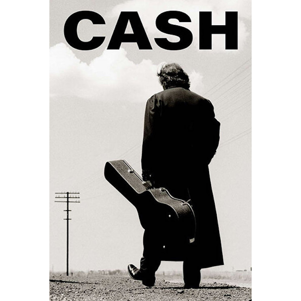 RockEntertainment公式グッズ 正規ライセンスアイテム JOHNNY 新作続 CASH ジョニーキャッシュ - 市販 Lonely オフィシャル 公式 Walk ポスター