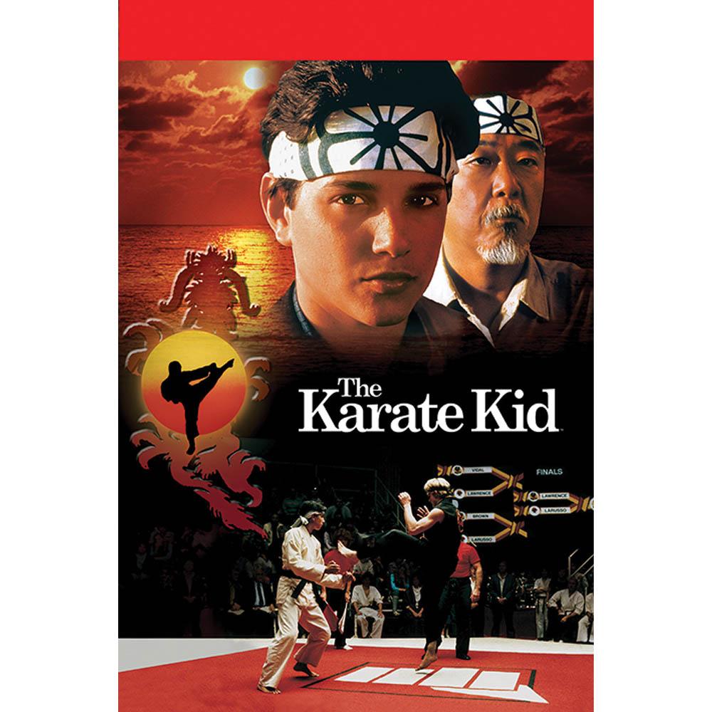 RockEntertainment公式グッズ 正規ライセンスアイテム COBRA KAI 年間定番 コブラ会 送料無料激安祭 - Kid The 公式 Karate ポスター オフィシャル