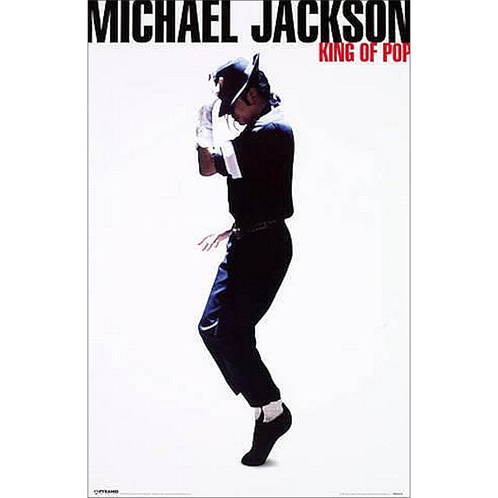 RockEntertainment公式グッズ 正規ライセンスアイテム MICHAEL JACKSON マイケルジャクソン - 絶版ミニ ポスター 通販 激安◆ 公式 King Of Pop オフィシャル 爆売りセール開催中