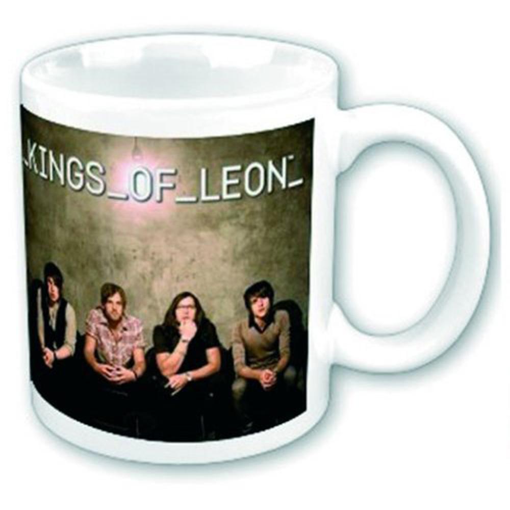 KINGS OF LEON キングスオブレオン - Band Photo / マグカップ