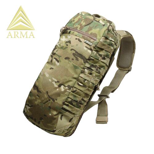 ARMA STRIKE ALPHA【アルマ ストライク アルファ】メンズ ミリタリー アウトドア サバイバルゲーム サバゲ コーデュラナイロン ワンショルダーバッグ ボディバッグ