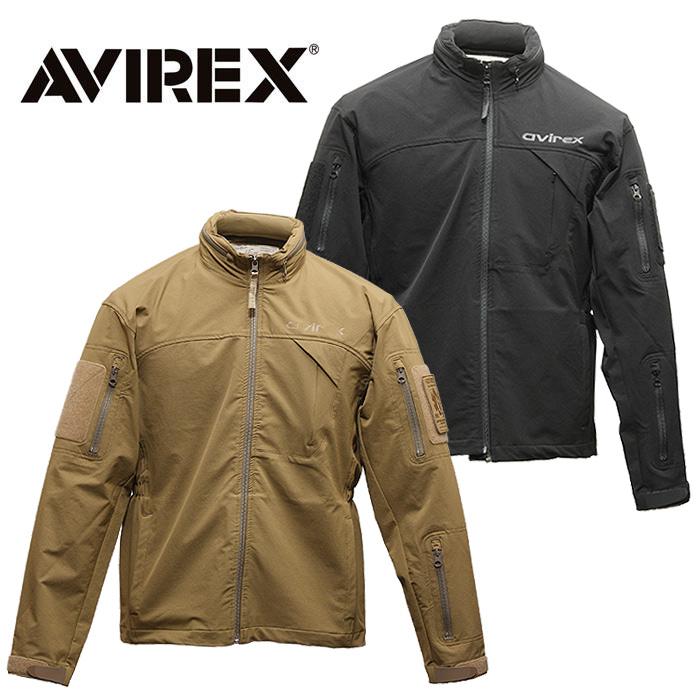 AVIREX 6192160 PCU ジャケット【アビレックス アヴィレックス Protective Combat Uniform プロテクティブ・コンバットユニフォーム Jacket】メンズ ミリタリー カジュアル