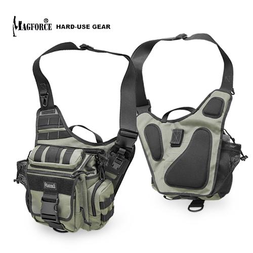 【送料無料】MAGFORCE MF-0411 JABO VERSI-PACK 【マグフォース ジャボ バーシ パック hard use gear】ミリタリー カジュアル アウトドア 1,000デニール ハードナイロン素材 ショルダーバッグ