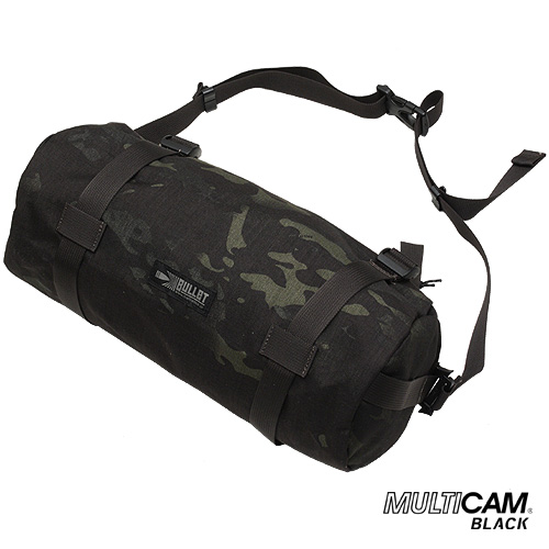 BULLET utility-3 EX / MULTICAMballistics ballistic mens military casual outdoor MultiCam Allied black shoulder bag drum type porch