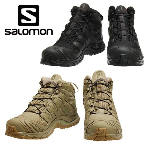 SALOMON XA PRO 3D MID FORCES【サロモン フォース エックスエー プロ】メンズ ミリタリー サバイバルゲーム サバゲ アウトドア 日本未発売モデル ミッドカット ブーツ トレッキング シューズ