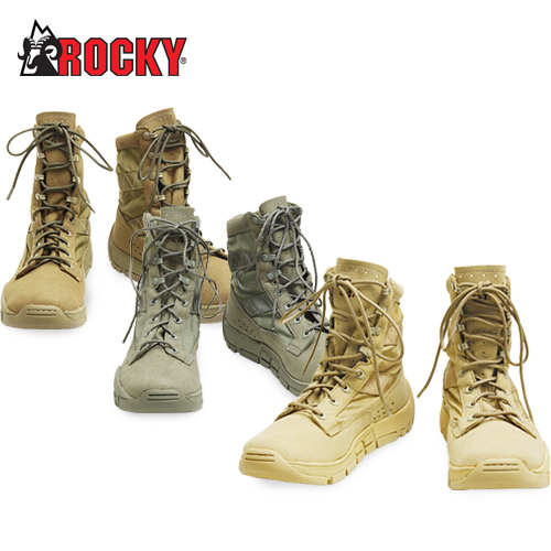 ROCKY C4T トレイナー・デューティーブーツ【ロッキー trainer duty boot】メンズ ミリタリー サバイバルゲーム サバゲ アウトドア トレーニング用 軽量ブーツ