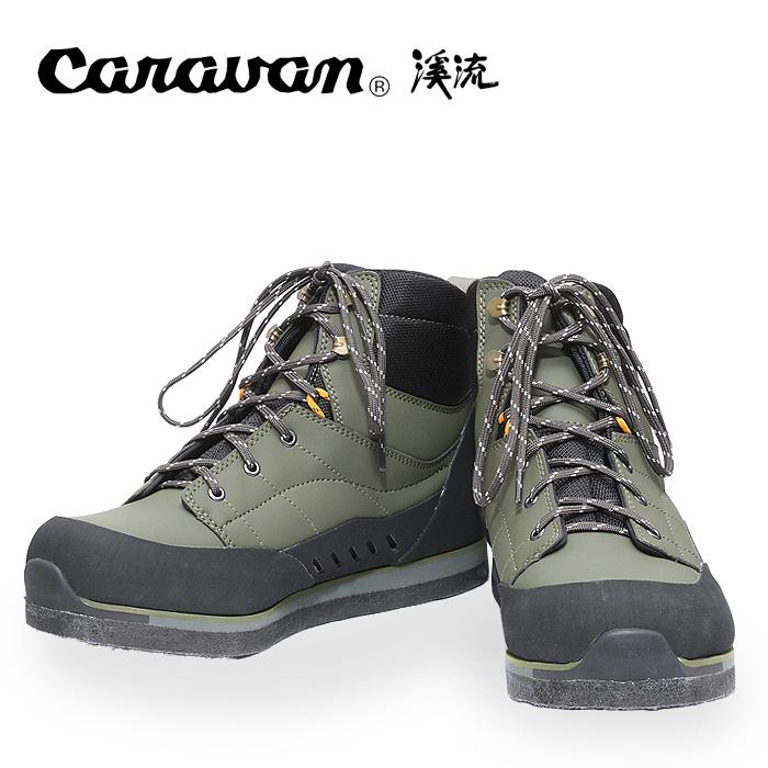 キャラバン 渓流 KR_3XF WIDE【caravan】アウトドア 沢登り 釣り シャワークライミング マウンテンリーコン