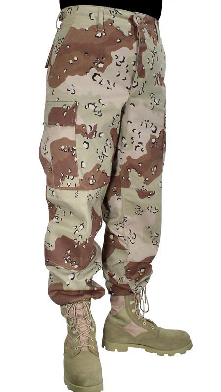 8c14c0016e5 phantom  US nylon   cotton 6 カラーデザート BDU Pants