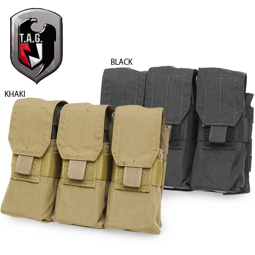 TAG MOLLE M16 6マグ ポーチ