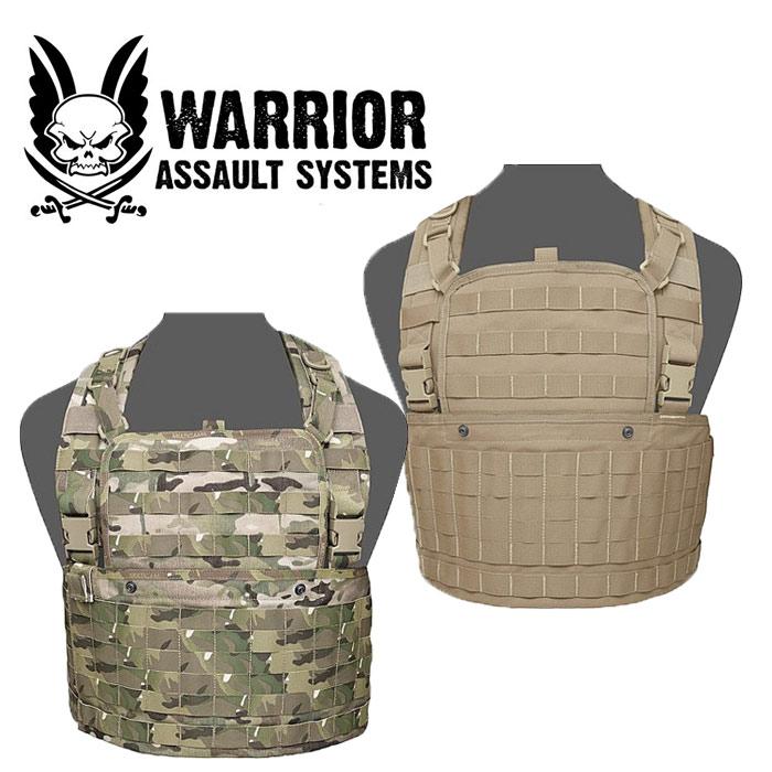 Warrior Assault Systems 901 ベースチェストリグ【ウォーリアーアサルトシステム elite OPS base chestrig】ミリタリー サバイバルゲーム サバゲ