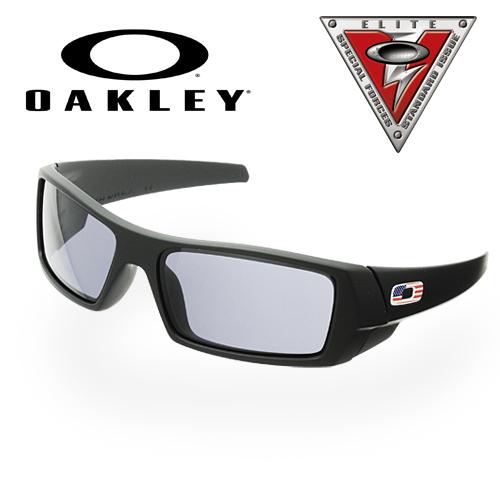 OAKLEY 11-192 SI GASCAN【オークリー】 メンズ ミリタリー サングラス SIシリーズ アメリカンフラッグ